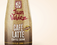 Juan Valdez Cafe Latte