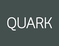 Quark (Free font)