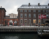 Copenhagen in 16-9