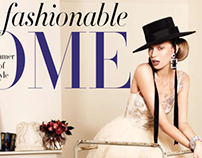 Fashionable Home