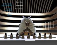 3D + Motion Graphics _Opera Reina Sofía