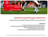 Vodafone EUFA Ad. (2009)