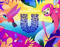 Unilever illustrations