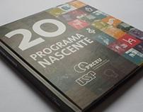 Catálogo do 20º Programa Nascente