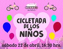 Afiche Movimiento Furiosos Ciclistas Abril 2016