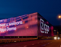 Ziggo Dome - Screen Identity
