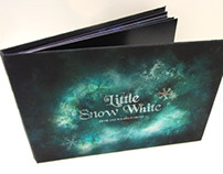 Snow White illustrated book