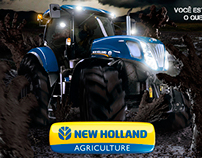 New Holland - T7