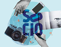 SOCIO // CAMPAGNE PUB // 2018
