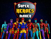 Super Heroes Maker
