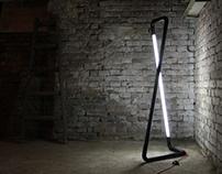 Flank lamp