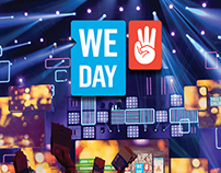 We Day: 2014 - 2015 Tour Announcement