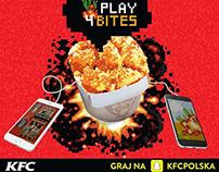 KFC Play4Bites - Snapchat campaign