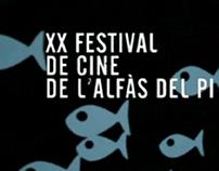Motion Graphics _ Festival de Cine Alfás