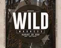 Wild City Flyer/Poster