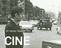 Cine Qua Non - Bilingual Arts Magazine #6