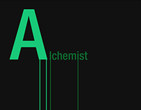 The Alchemist - Textual Visualisation