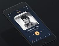 App for Radio 'XO.FM'
