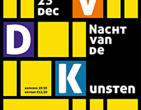 Communicatie en PR FHK Nacht van de Kunsten
