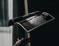 Free PSD Magazine Page Mockup