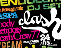 Poster / Clash 2011