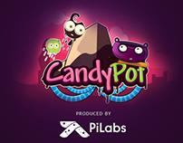 Candy Pot Artwork