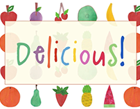 Animation : Delicious!