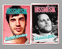 Posters for Hissmusik