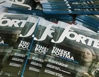 Identity / Forte Magazine