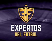 Expertos del Fútbol · 2018 · Branding & Social Networks