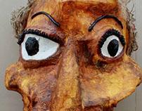 3D Illustration: Hobo Masks!