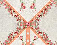 Floral barrado - SS15