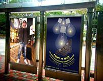 Graduation show poster design