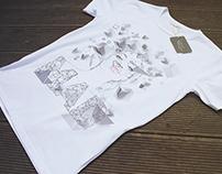 Lola Monroe as mad  t-shirt ...