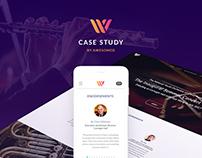 NYO China - Audition Platform Landing Page