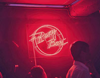 ROXY BAR PARTY Logo