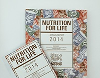 Nutrition for Life / Annual Report