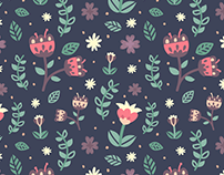 Hello Spring! - Floral patterns