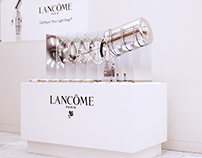 Lancome Genifique Light Pearl Table Display
