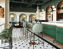 Atlanta Bar & Coffee (P1)