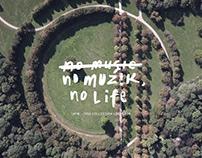 MUZIK 18F/W-19S/S COLLECTION 'NO MUZIK, NO LIFE'