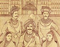 MAHARAJA- Indian Royals Personal project