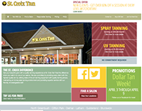 St. Croix Tan Website