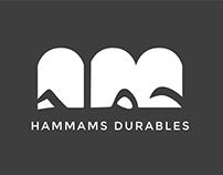 Hammams durables logo/charte