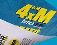 4xM | Marató per relleus solidària