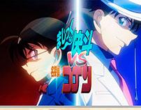 kaito vs conan 3d max