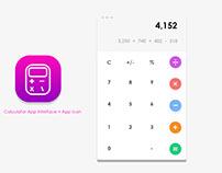 Calculator App Interface