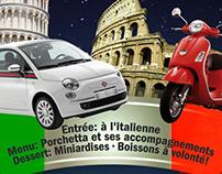Serata Italiana / Poster