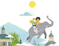 La Città dell'elefante - Splen Edizioni