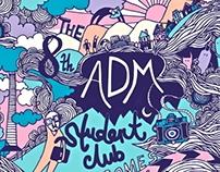 ADM Student Club Banner